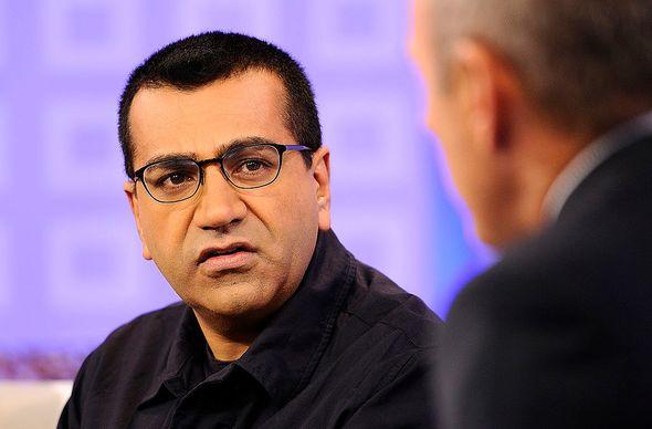 Martin Bashir appears on NBC News' Today show