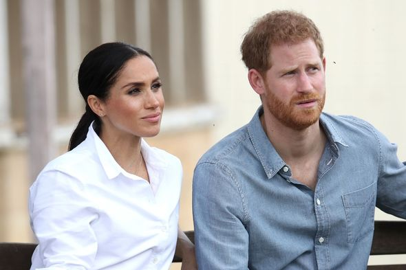 Meghan Markle and Prince Harry together