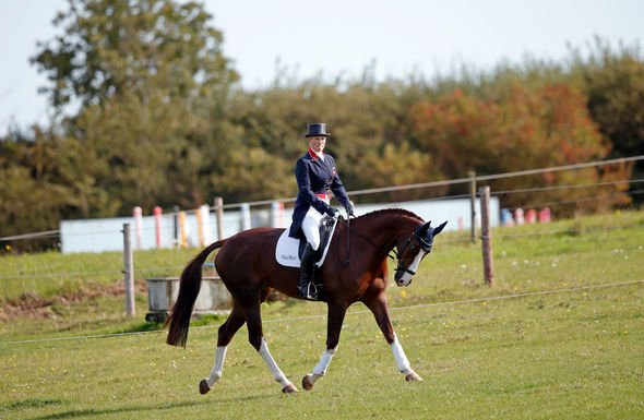 Olympics: Zara is a champion equestrian having won silver at the 2012 games