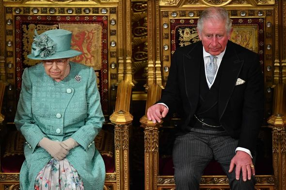Prince Charles is first in line to take over from the Queen