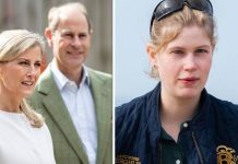 Prince Edward and Sophie Wessex