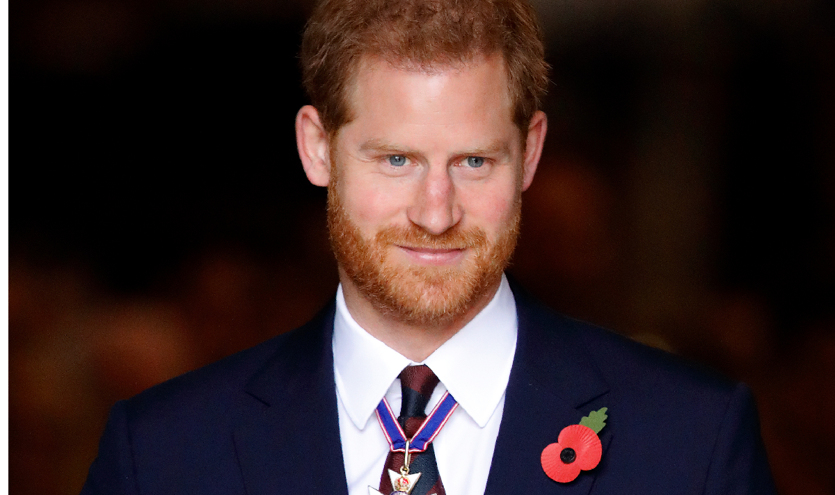 Prince Harry news Duke of Sussex Royal latest LA update volunteering veteran vn