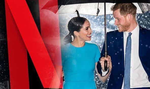 Prince Harry news: Netflix, Meghan Markle and Prince Harry