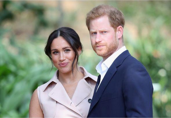 Prince Harry: Harry and Meghan