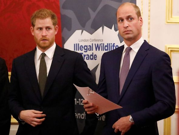 Prince William and Prince Harry are said to be closely watching the investigation into Bashir
