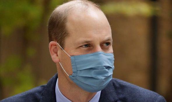 Prince William coronavirus news latest duke cambridge update