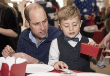 Prince William news: William and Prince George in 2018