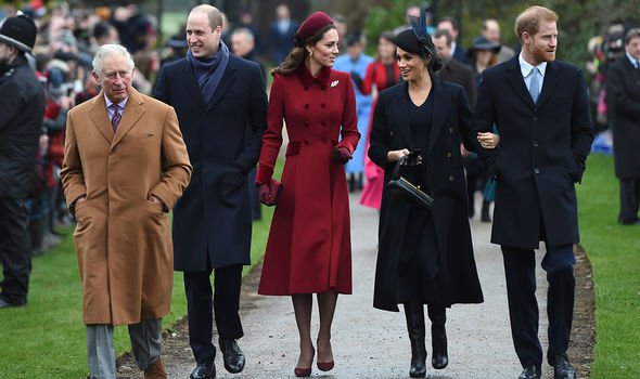 Prince William news: The Royal Family 2019