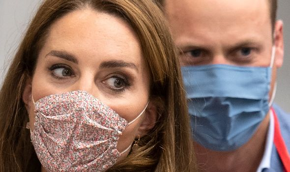 Prince William news latest Duke Cambridge coronavirus cover up king vn
