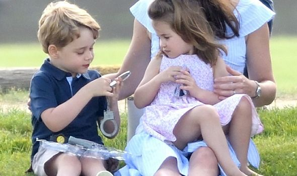 Princess Charlotte 'to spark major fashion boom' as interest in George moves away