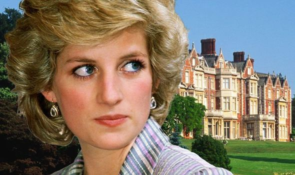 Princess Diana heartbreak