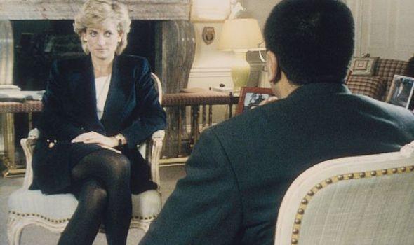 Princess Diana interview with Martin Bashir