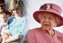 Princess Diana queen travel