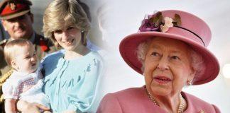 Princess Diana queen travel