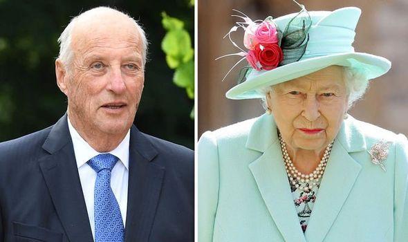 Queen Elizabeth II news: Royals