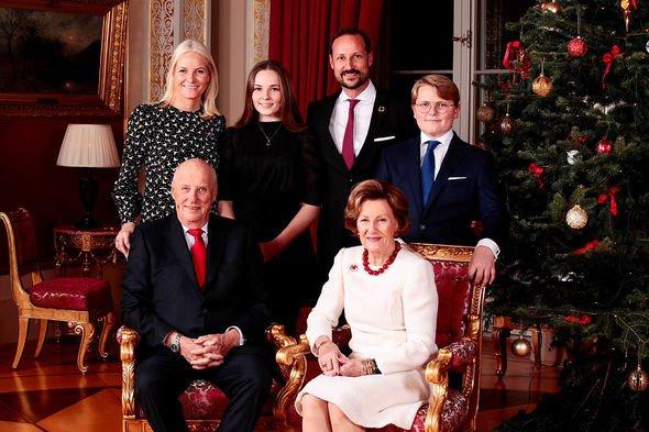 Queen Elizabeth II news: Norway royals