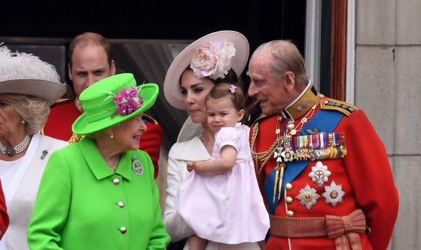 Queen Princess Charlotte