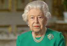 Queen felt down during coronavirus lockdown