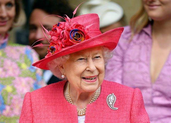 Queen was left feeling down during lockdown