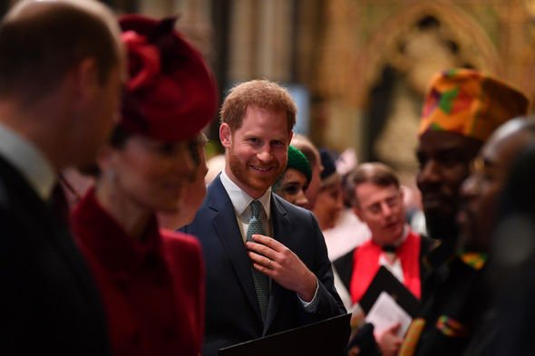 Royal Family news: Harry hasn't visited the UK since earlier this year