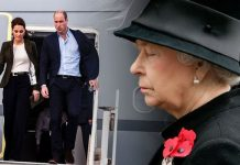 The Royal Family prepare for death during travel