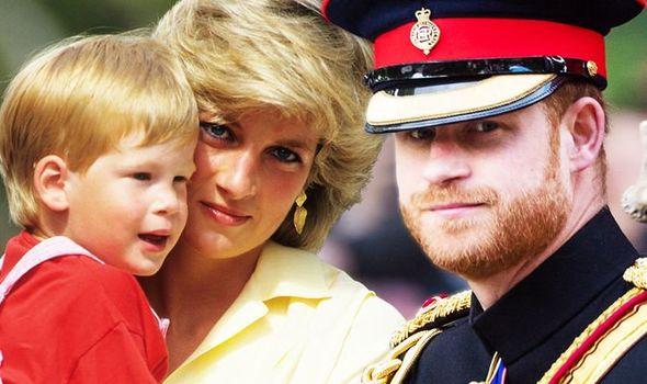 Royal news: Diana's nickname for a young Harry was the 'Good King'