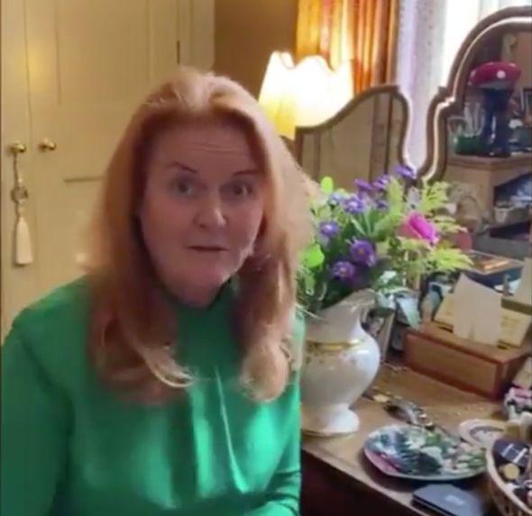 Sarah Ferguson: Sarah
