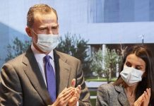 Spain's King Felipe VI has been forced to quarantine