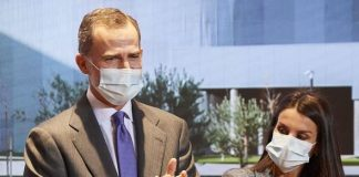 Spain's King Felipe VI has been forced to quarantine