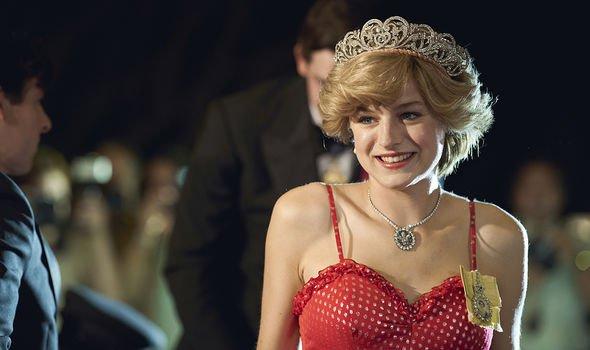 The Crown: Princess Diana