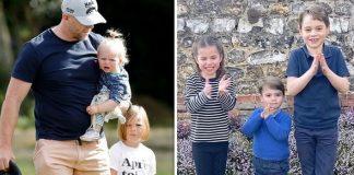Zara Tindall's children