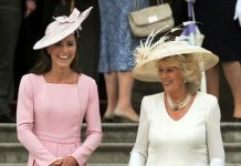kate middleton camilla duchess of cornwall news