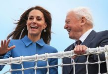 kate middleton david attenborough