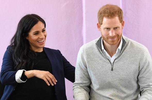 Meghan Markle news: Duchess and Harry