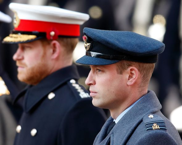 Prince Harry news prince William latest