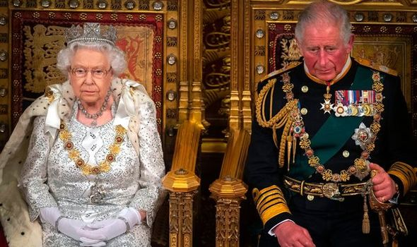 queen news prince charles abdication regency latest