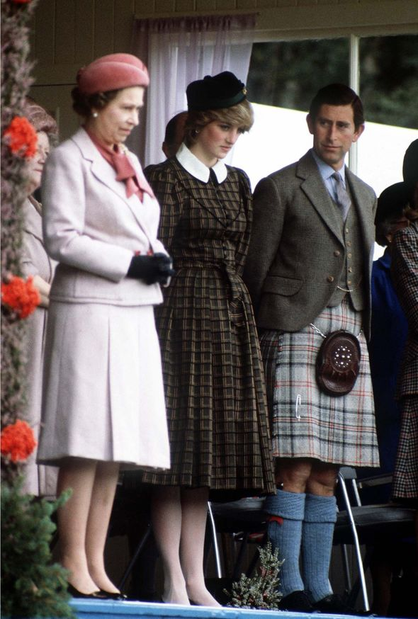 queen news prince charles princess diana divorce latest