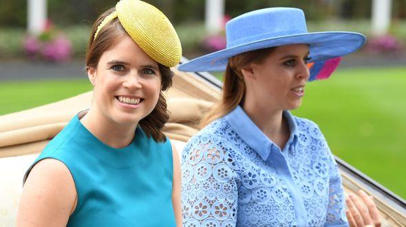 royal baby 2021 princess eugenie beatrice latest