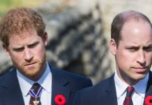 royal family news prince harry prince william rift feud duke sussex cambridge news