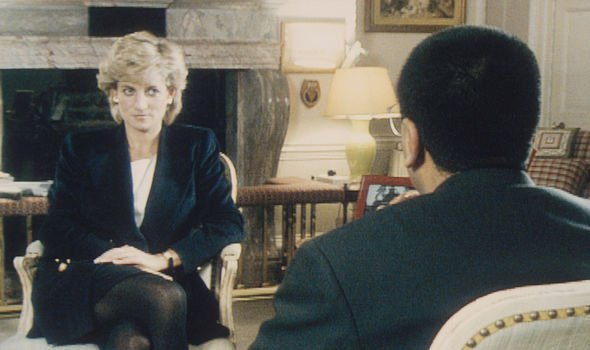 Diana's BBC Panorama interview from 1995 is currently under investigation