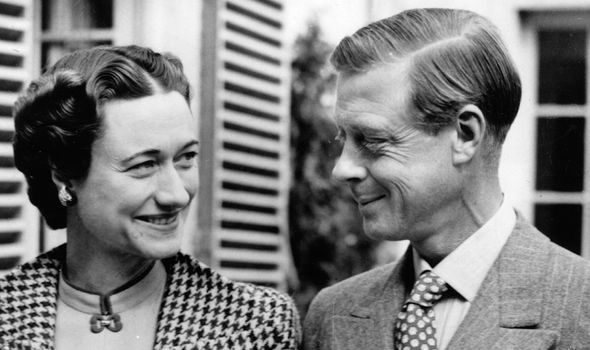 Edward VIII caused a constitutional crisis when he abdicated in 1936 for Mrs Simpson
