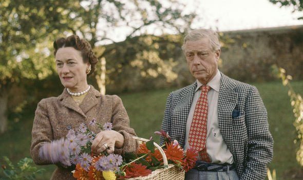 Wallis Simpson was prevented from carrying out the Duke of Windsor's final wishes by her lawyer's wife