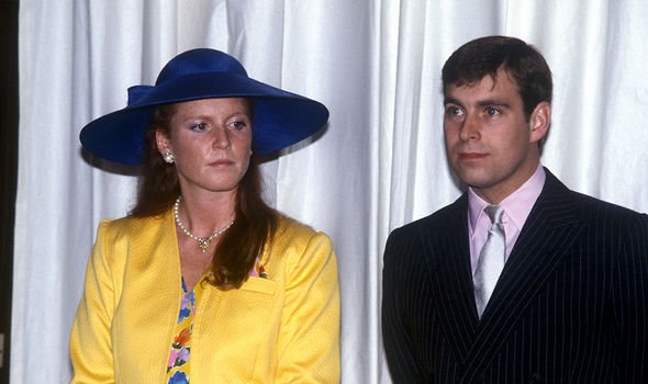 Sarah Ferguson was a working royal up until her divorce from Prince Andrew