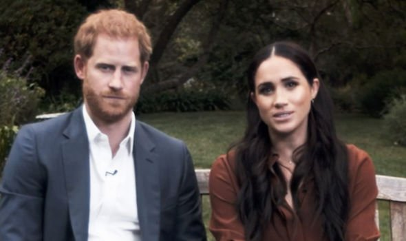 Harry and Meghan were criticised after encouraging voters to register before the US election and to