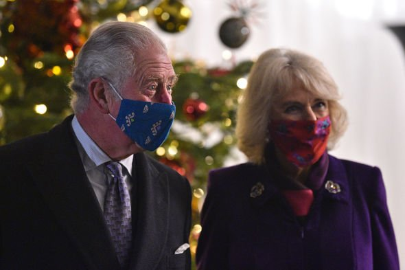 Charles and Camilla to spend Christmas alone