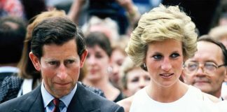 Princess Diana and Prince Charles' marriage publicly fell apart in the Nineties