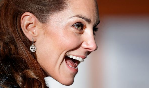 Her elegant Empress Earrings by Mappin & Webb are just one of Kate's stylish pairs