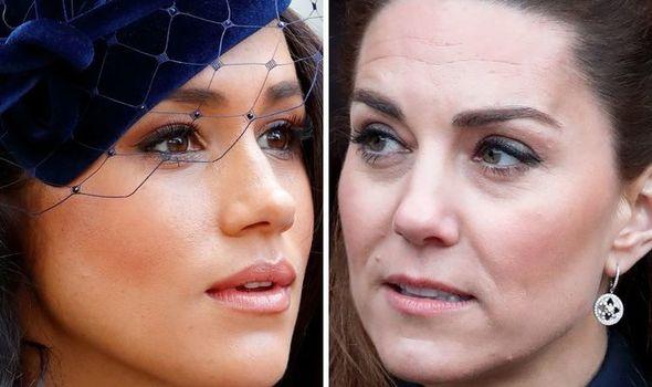 Kate Middleton: Royal staff are said to prefer Kate to Meghan Markle