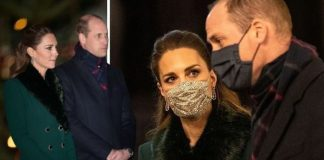 Kate Middleton and Prince William show signs of 'like-minded' thinking and 'rapport'
