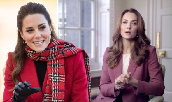 Kate Middleton's 'persuasive' hand gesture is a sign of 'inspirational leadership'
